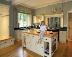 aannemer amsterdam- keuken installatie