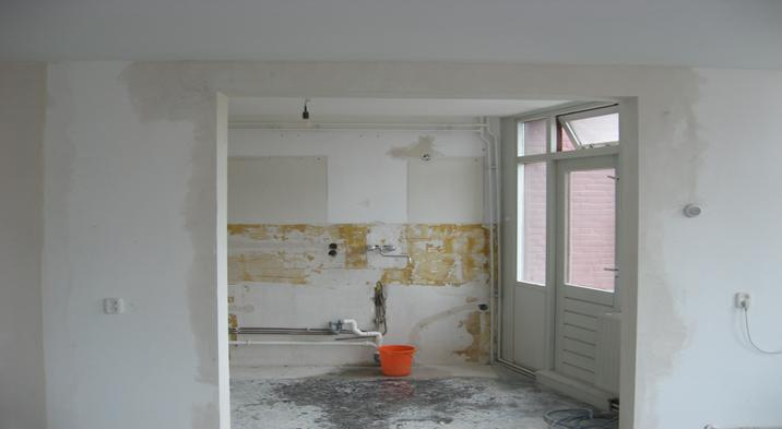 dragende muur verwijderen aannemersbedrijf amsterdam. Black Bedroom Furniture Sets. Home Design Ideas